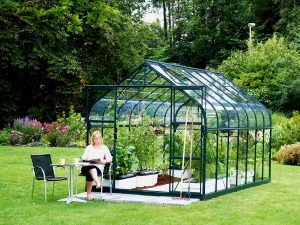 GREENHOUSE SATURN 11,5 m²