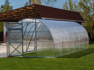 GREENHOUSE STRONG 18m²
