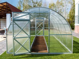 GREENHOUSE STRONG 24m²