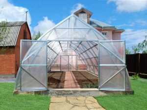 GREENHOUSE FARMER 4,2 17,64m²