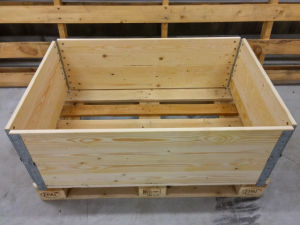 PALLET COLLAR, GROWING BOX 120×80